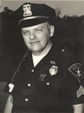 1970 promoted to Sergeant, Ken Stevens